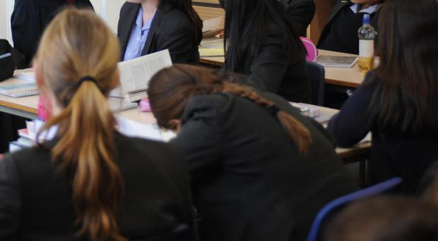 Education expert Andreas Schleicher said he did not think more grammar schools would solve problems