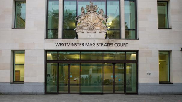 The case against Rekawt Kayani was heard at Westminster Magistrates' Court