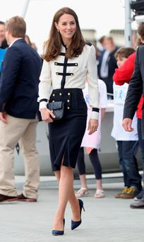 Photos: The Duchess of Cambridge