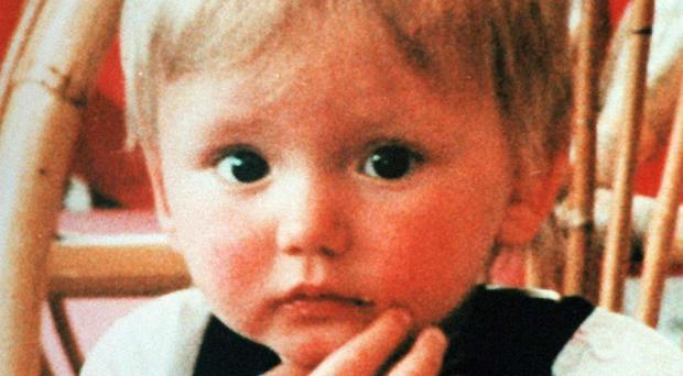 Ben Needham, whose mother Kerry has been told by police to prepare for the worst