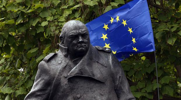 The UK will not be represented at a Bratislava meeting of EU leaders