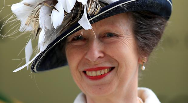 Princess Anne is recovering from a chest infection