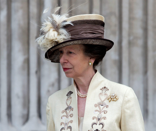 Resting: Princess Royal
