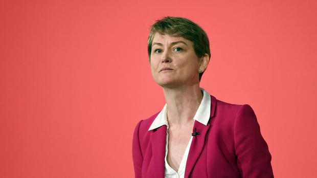 Labour's refugee taskforce chair Yvette Cooper, who has urged Prime Minister Theresa May to meet the Government's pledge to resettle 20,000 Syrian refugees two years early in 2018 and then offer more help to those fleeing the war.