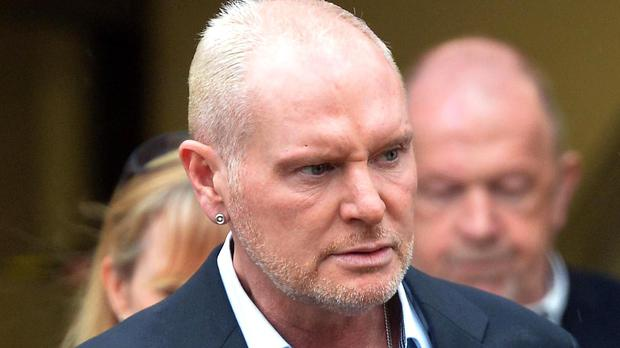 Former England global Gascoigne pleads guilty to racial offense