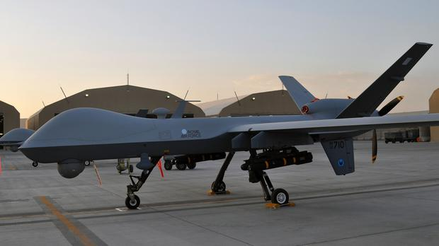 UK Reaper drone was part of the US-led raid on Dayr az Zaw