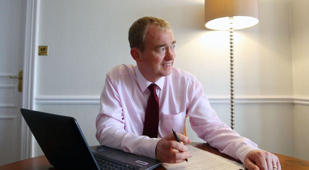 Liberal Democrat leader Tim Farron is due to say his party would do what it takes to save the health service