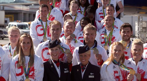 Brirtain's Olympic athletes won 27 golds from 15 sports, and 67 medals in total