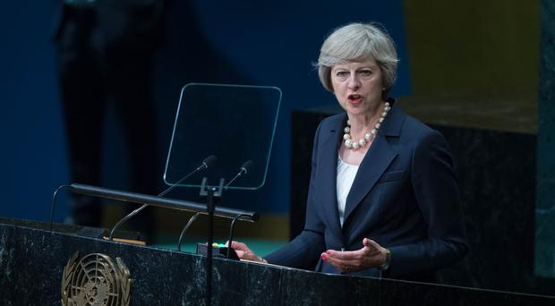 Theresa May said her approach to big decisions was to carefully examine the evidence