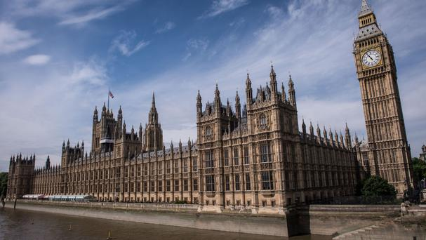 A report by a parliamentary committee warned the Palace of Westminster is at growing risk of a