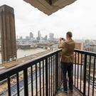 Visitors have flocked to the gallery's extension since it opened in June - with views of the London skyline from high above the River Thames a big draw.