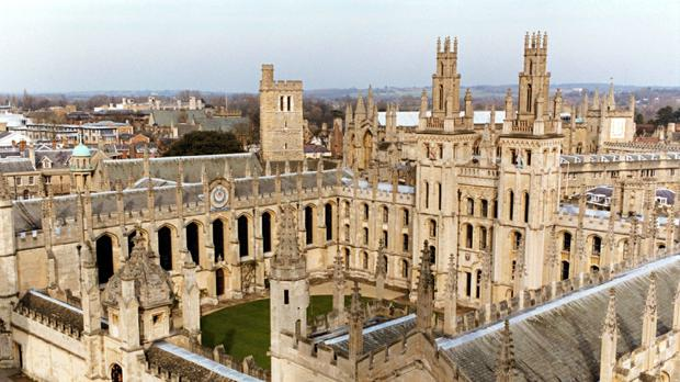 Oxford has topped the Times Higher Education world university rankings for the first time