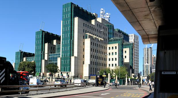 MI6 will grow from 2,500 people to close to 3,500, according to BBC Newsnight