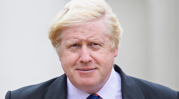 Boris Johnson dismissed calls for a UN inquiry