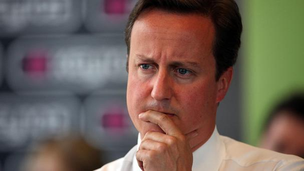 David Cameron quit Parliament earlier this month saying he did not want to be a