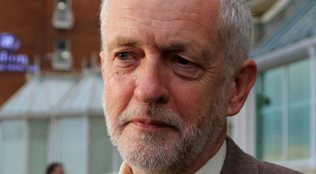 Jeremy Corbyn looks to rebuild team following re-election ...