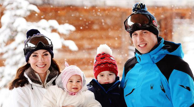 The Cambridges are heading to Canada