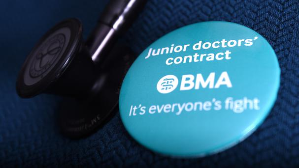Junior doctors have suspended planned strike action