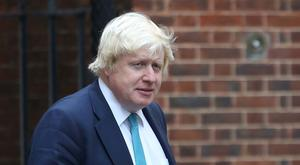 The Foreign Secretary said Russian involvement was prolonging the Syrian conflict