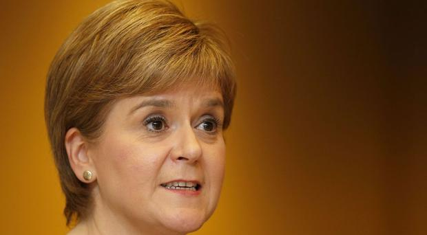 First Minister Nicola Sturgeon is to address the Institute of Directors' annual convention in London's Royal Albert Hall