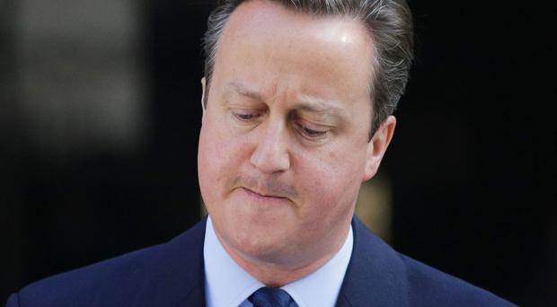 Former prime minister David Cameron's efforts to keep the UK in the EU were criticised in a withering assessment by German commissioner Gunther Oettinger