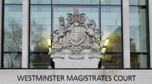 Benjamin Stimson was due to appear in Westminster Magistrates' Court