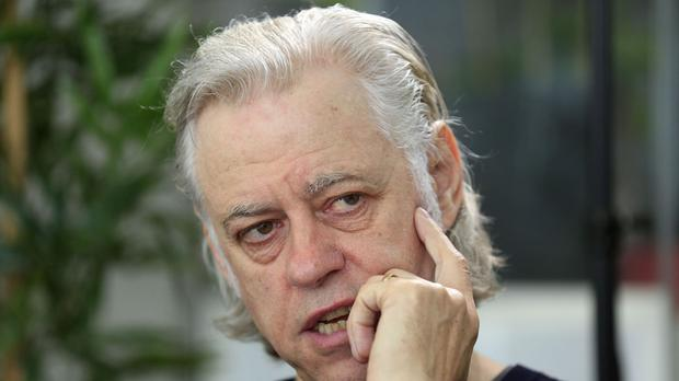 Bob Geldof has spoken at every One Young World Summit since the first one in London in 2010