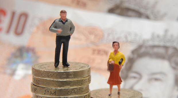 The findings underscored the benefits of putting gender pay on an equal footing, researchers said
