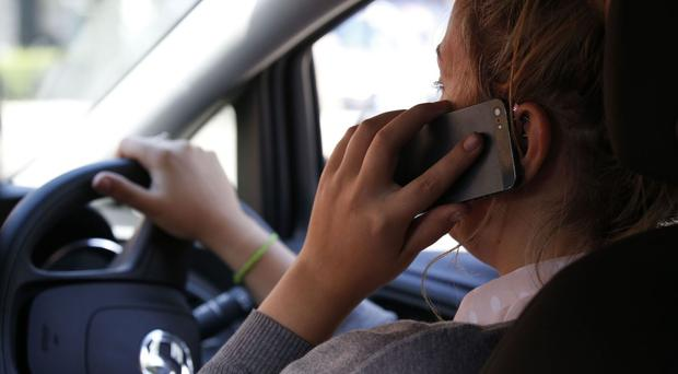 RAC Foundation calling for tougher clampdowns on drivers who use mobile phones at the wheel