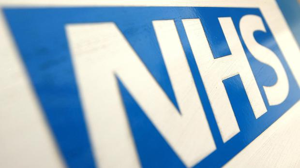 Unions said NHS workers had suffered a government imposed cap of one per cent for years
