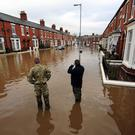 Councils are still helping flood-hit homes recover from the disruption caused last winter, the Local Government Association said
