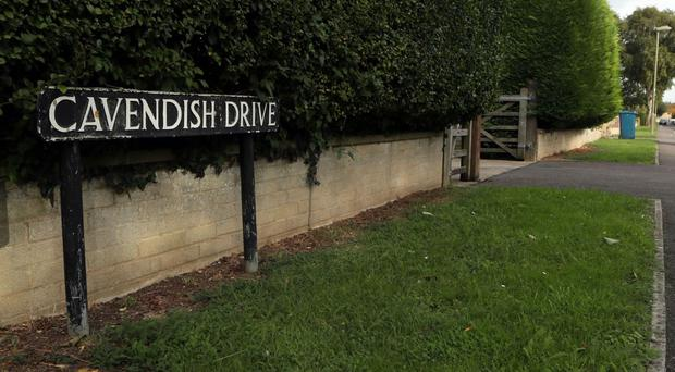 After her ordeal, the victim was found knocking on doors in Cavendish Drive, Marston, and the alarm was raised