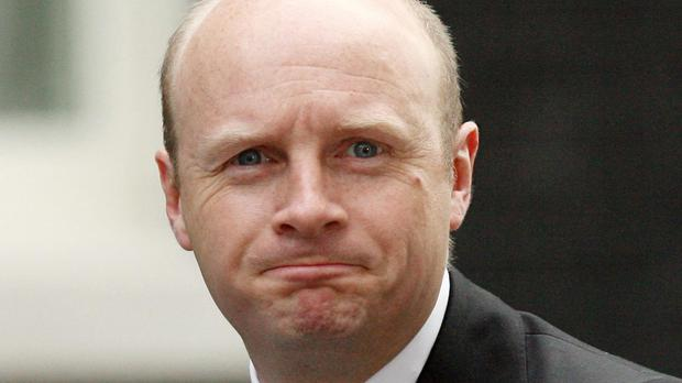 Liam Byrne wrote the note in 2010 as he was clearing his Treasury desk