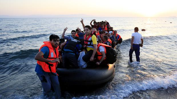 6000 refugees saved from boats off Libyan coast in one day
