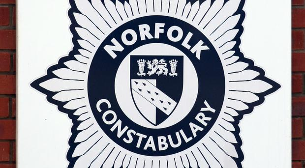 Norfolk Police urged anyone with information to contact them