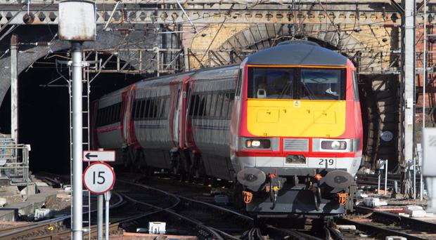 Virgin Trains East Coast workers are beginning a 24-hour strike amid a dispute over jobs and conditions