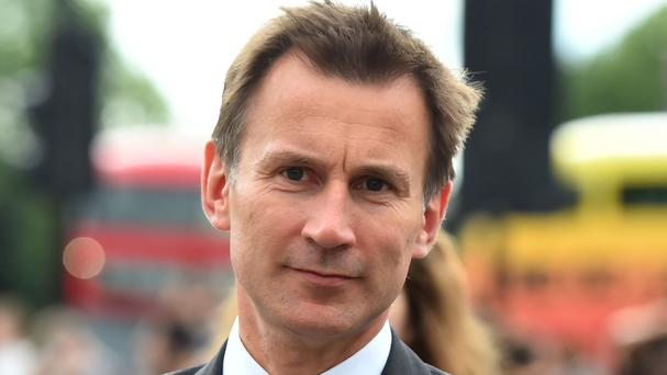 Jeremy Hunt will announce a new requirement for all doctors trained on the NHS to work for the public healthcare service for a minimum of four years after graduation