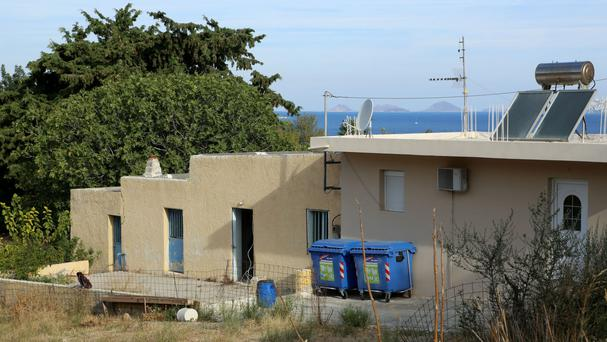Police are to demolish part of a farmhouse in Kos as they searc for missing toddler Ben Needham