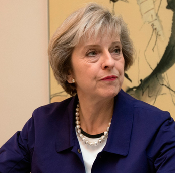 Speech: Theresa May