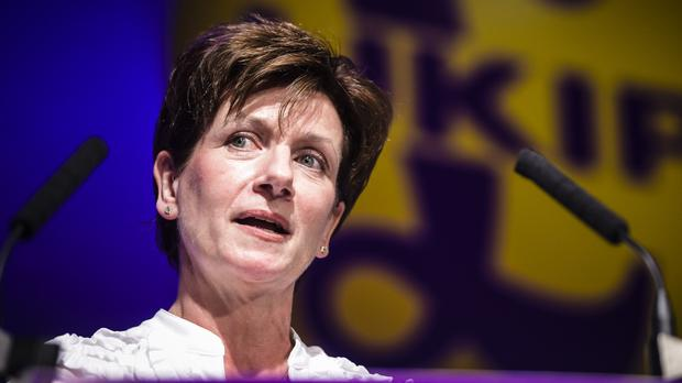 Diane James has quit as Ukip leader