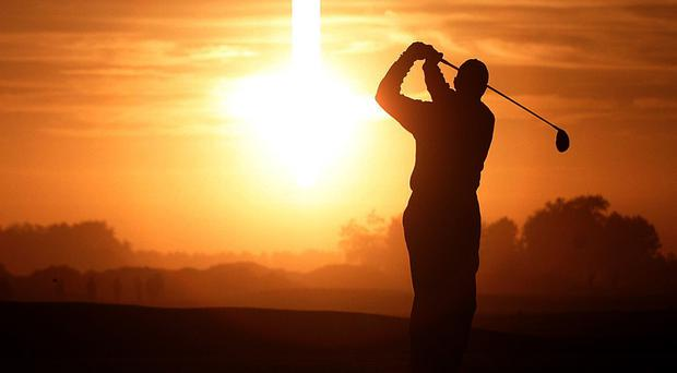 A study has brought the health benefits of golf to the fore