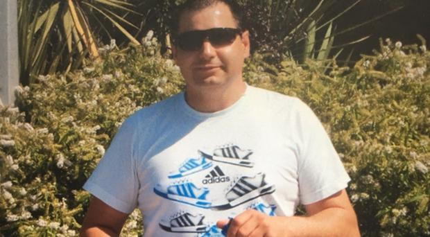 Arkadiusz Jozwik died after being attacked outside a row of takeaway shops in Harlow on August 27 (Essex Police/PA)