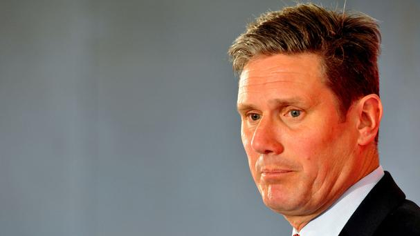 Sir Keir Starmer has become the shadow Brexit secretary in the reshuffle announced by Labour leader Jeremy Corbyn