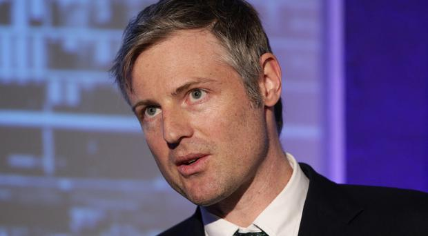 Zac Goldsmith says he will step down from being a Tory MP if the plans for a third runway at Heathrow are approved