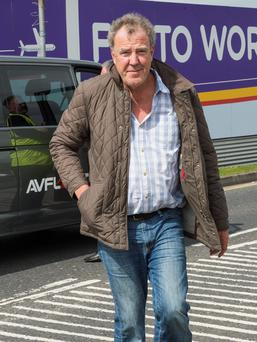 Adventure: Jeremy Clarkson