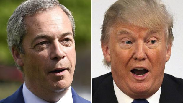 Trump not running for the Pope: Farage defends GOP nominee