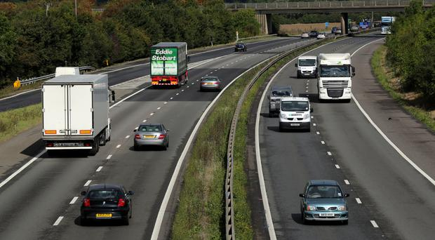 The number of under-age car drivers involved in crashes on Britain's roads has reached the highest level in four years