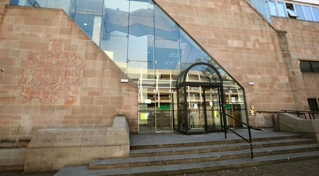 The boy and girl, who cannot be named for legal reasons, will appear at Nottingham Crown Court