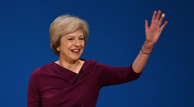 Theresa May's conference speech received qualified praise from an unlikely source