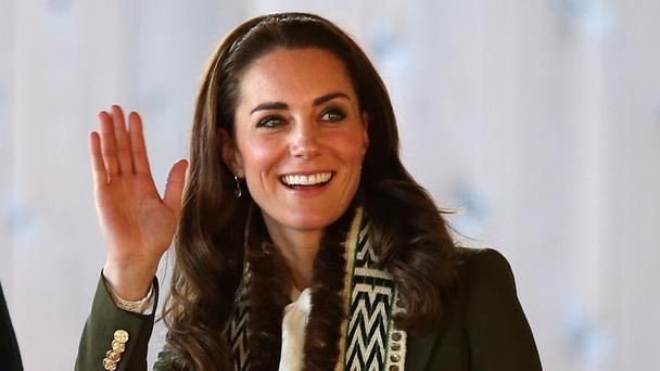The Duchess of Cambridge will spend the day in The Hague and Rotterdam